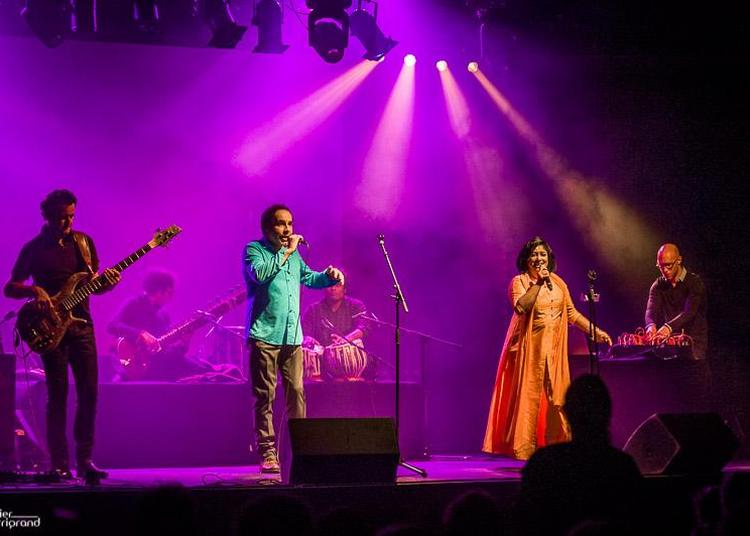 Olli & The Bollywood Orchestra  (Version Club) à Orsay