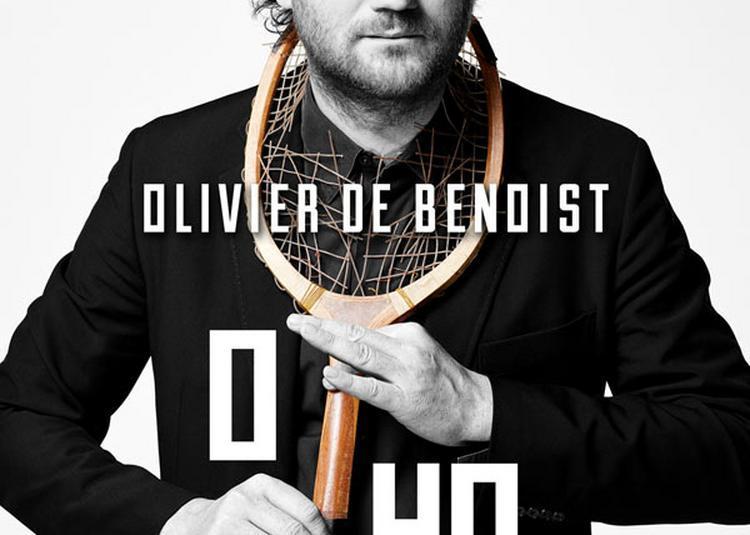 Olvier De Benoit 0/40 Ans à Saint Loubes
