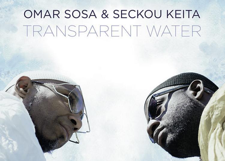 Omar Sosa & Seckou Keita à Paris 15ème