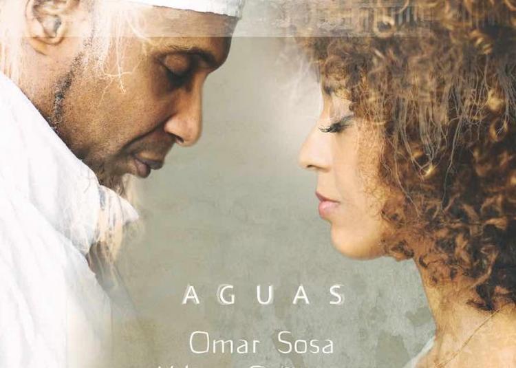 Omar Sosa & Ylian Canizares - Aguas à Paris 15ème