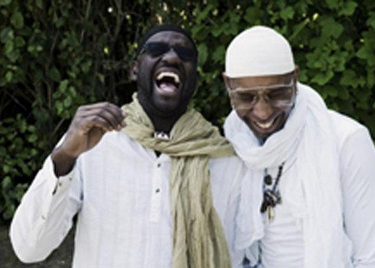 Omar Sosa / Seckou Keita à Le Haillan