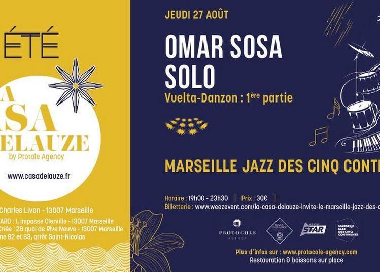Omar Sosa Solo à Marseille