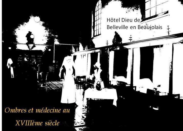 Ombres Et Médecines Au Xviiième à Belleville