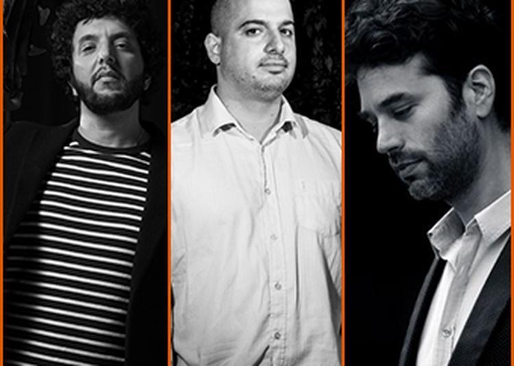 Omer Avital / Yonathan Avishai / Daniel Freedman à Paris 1er
