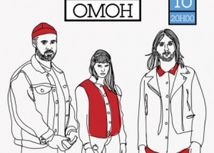 Omoh + Guest à Paris 11ème