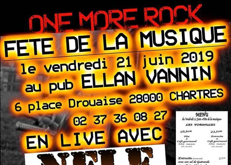 OMR et NELF en live le 21 juin 2019 à Chartres