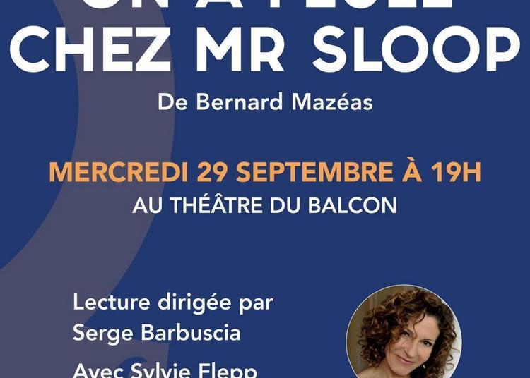 On a feulé chez Mr Sloop à Avignon