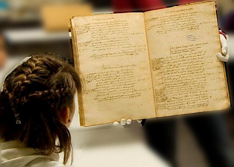 On Badine Avec Les Archives à Avignon
