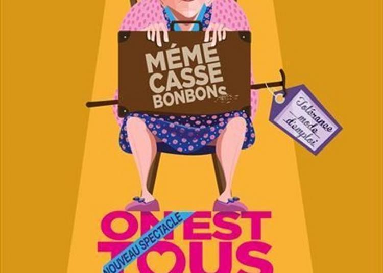 On Est Tous Le Vieux D'Un Autre à Rocamadour