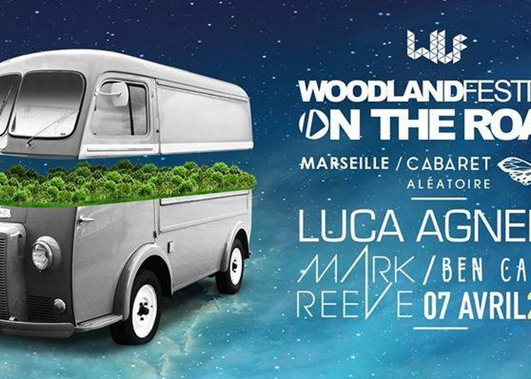 On the road to Woodland Festival : Luca Agnelli / Mark Reeve à Marseille