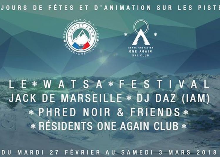 One Again Ski Club - Serre Chevalier à Marseille