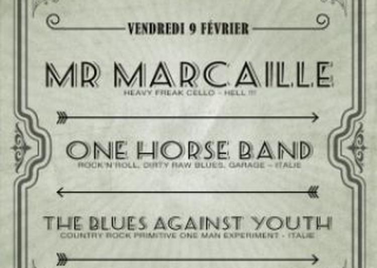 ONE MAN BAND FESTIVAL #5 :  One Horse Band  Rock'N'Roll, Dirty Ra à Saint Jean de Vedas