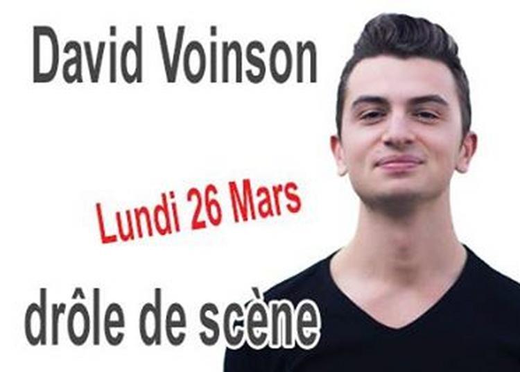 One Man Show De David Voinson à Bordeaux