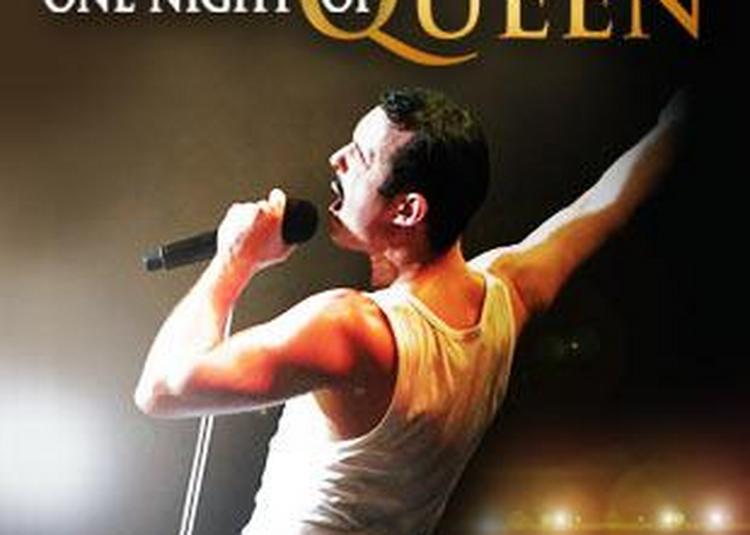 One Night Of Queen à Dijon