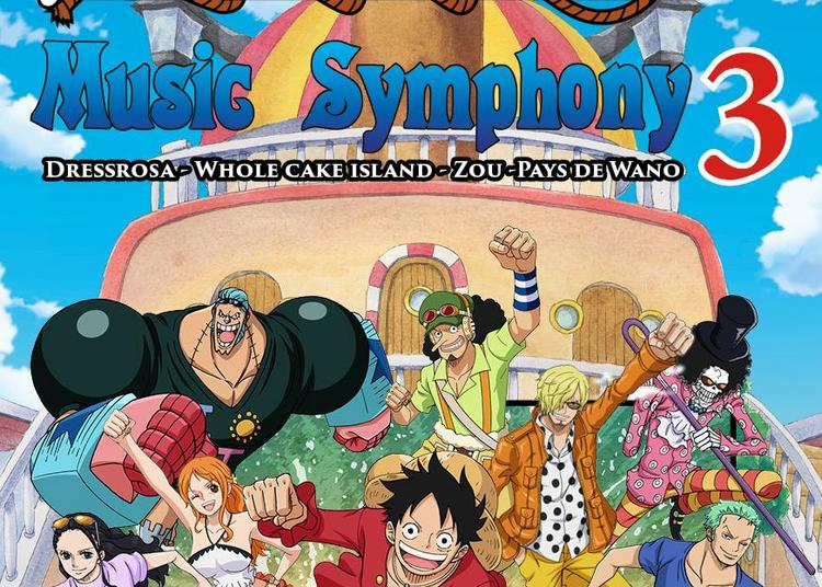 One Piece Music Symphony 3 à Paris 8ème