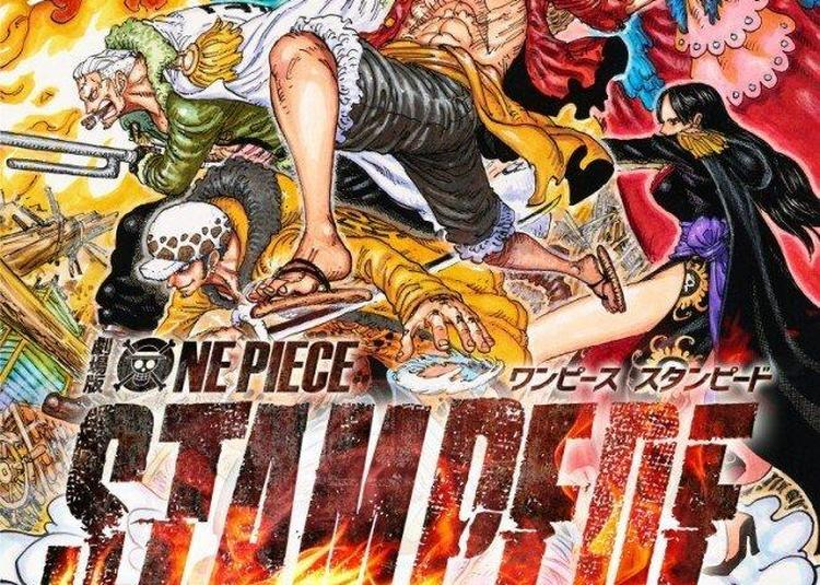 One Piece Stampede à Rouen