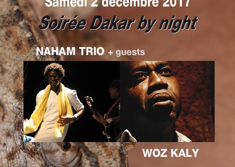 Dakar by night à Paris 11ème