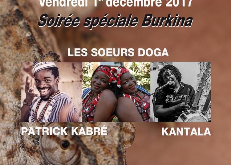 Soirée spéciale Burkina à Paris 18ème