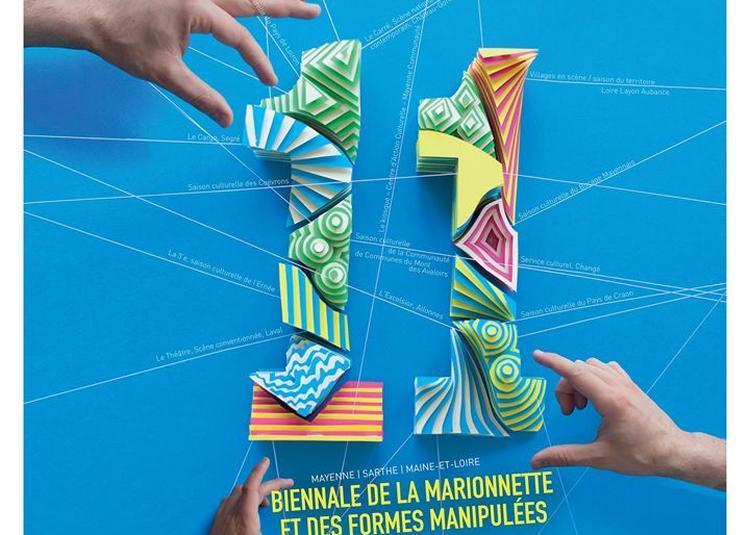 ONZE, Biennale de la marionnette et des formes manipulées 2018