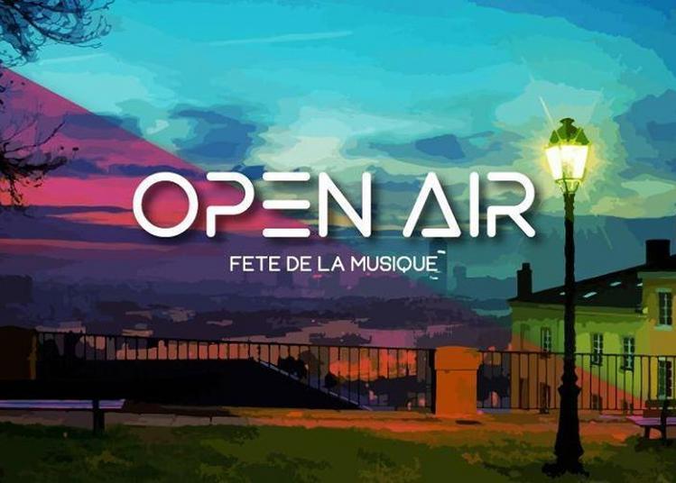 OPEN AIR: Les Platanes à Lyon
