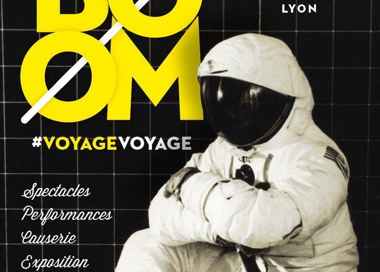 Open boom # voyage voyage 2018