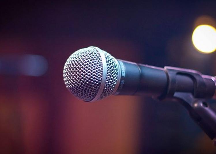 Open Mic AMT Live! Paris - Comedy Night à Paris 4ème