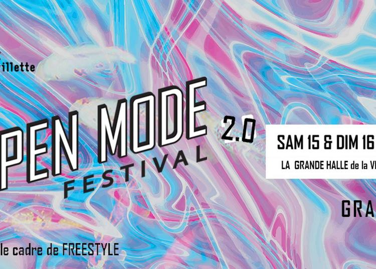 Open Mode Festival 2.0 2018