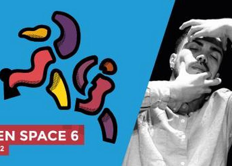 OPEN SPACE 6 : Santiago Codon Gras, Nach, Etienne Rochefort à Paris 18ème