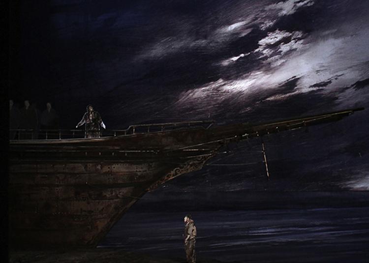 Opera : Le Vaisseau Fantome à Rouen