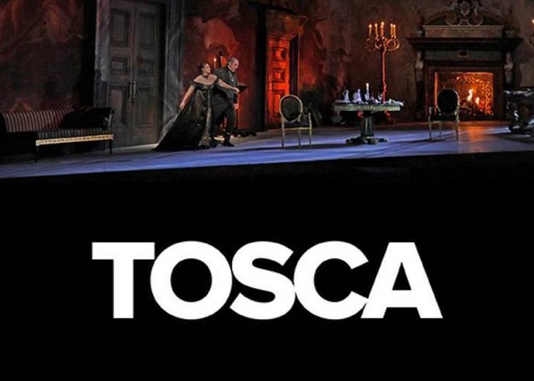 Opéra Tosca à Rouen