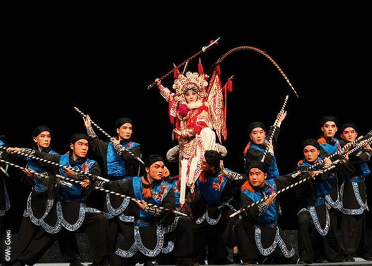Opera Traditionnel Chinois à Draguignan