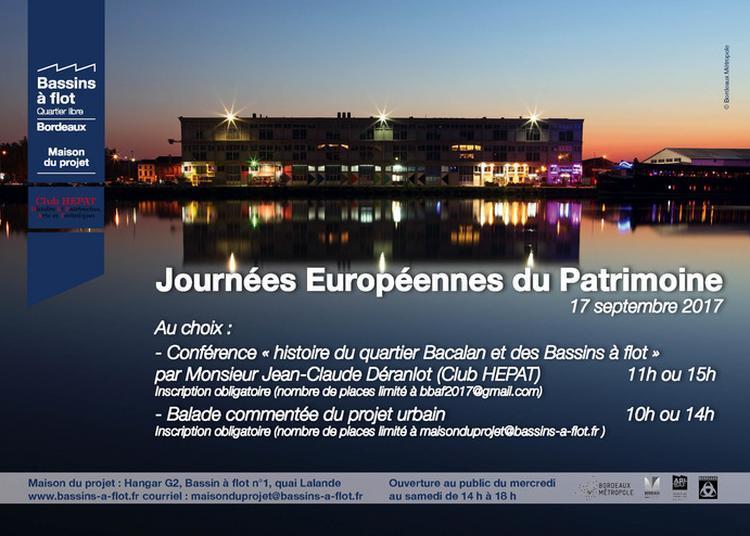 Opération D'aménagement Urbain : Patrimoine, Et Genese D'un Projet à Bordeaux