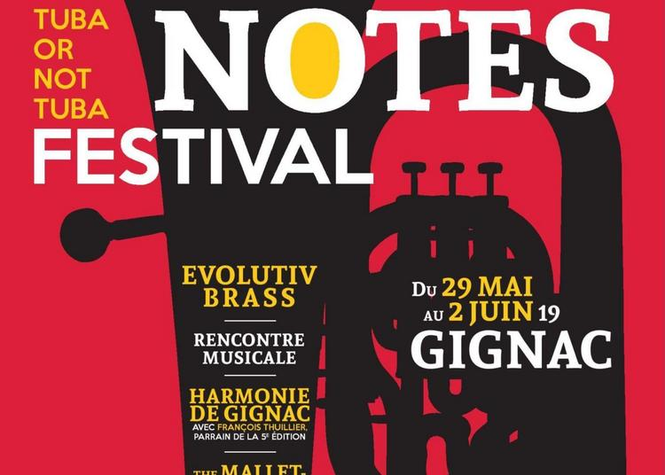 Or Notes Festival de Gignac 2019