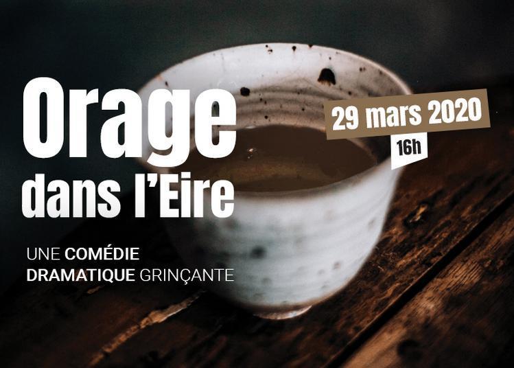Orage dans l'Eire à Nantes