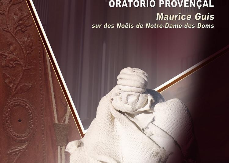 Oratorio provençal La Nativité (sur des Noëls avignonnais) à Rians