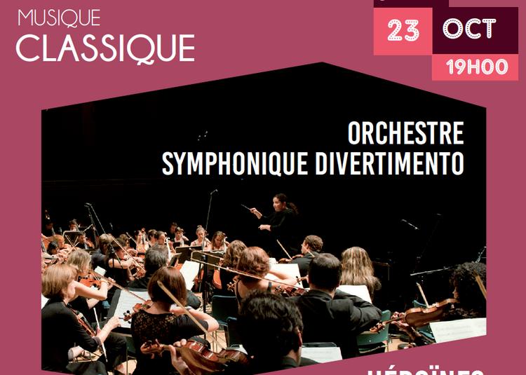 Orchestre Symphonique Divertimento à Tremblay en France