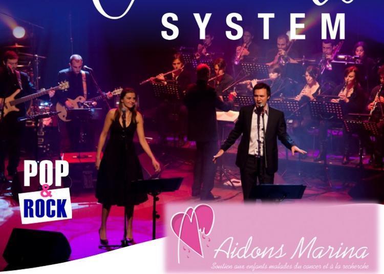 Orchestral System au profit d'Aidons Marina à Dardilly