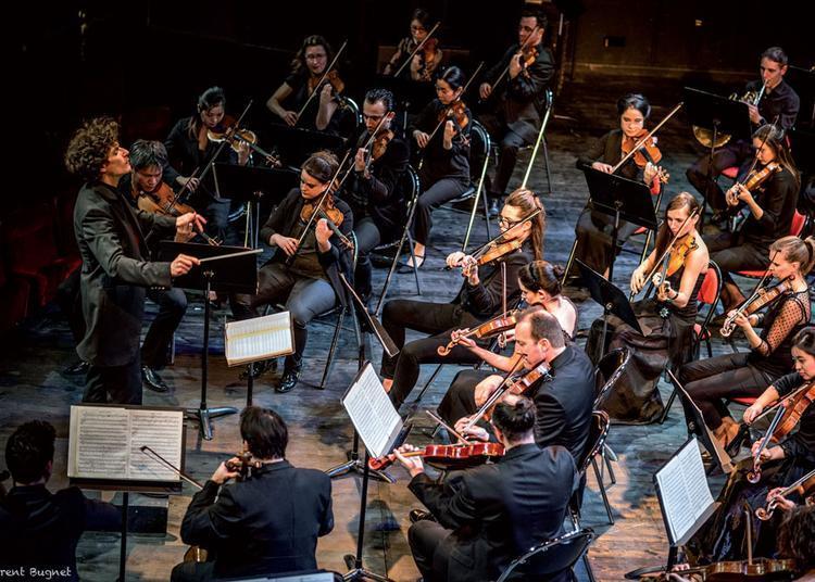 Concert de l'orchestre de chambre de la nouvelle europe à Gagny