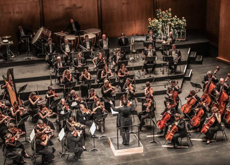 Orchestre Colonne à Courbevoie