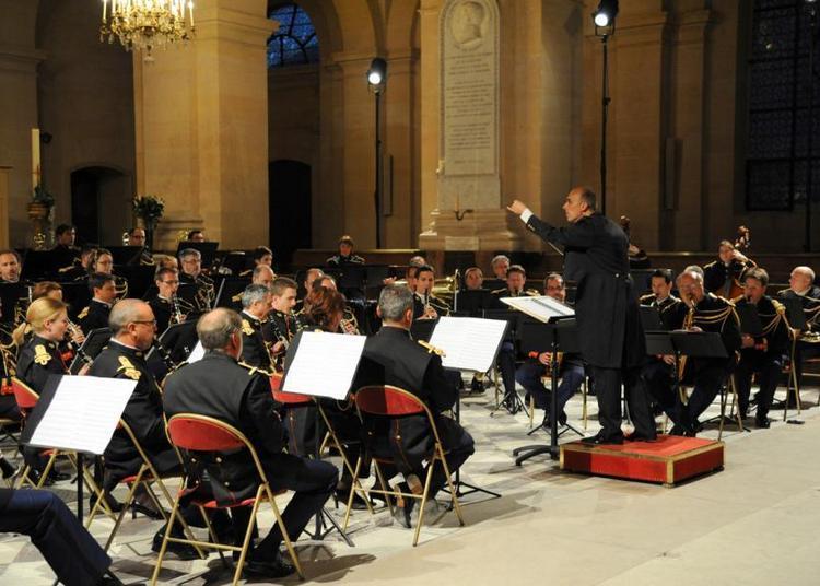 Orch. Harmonie Garde Republicaine à Herouville saint Clair