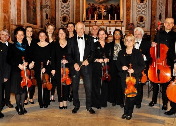 Orchestre De Chambr Pierre-laurent Saurel à Montpellier