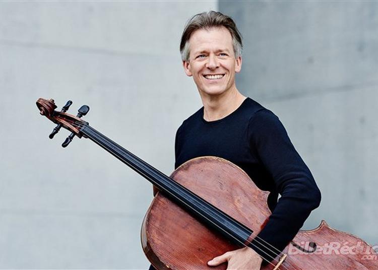 Orchestre De Chambre De Paris / Alban Gerhardt à Paris 8ème