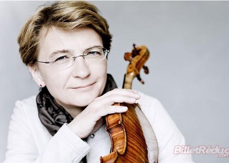Orchestre De Chambre De Paris + Antje Weithaas à Paris 8ème