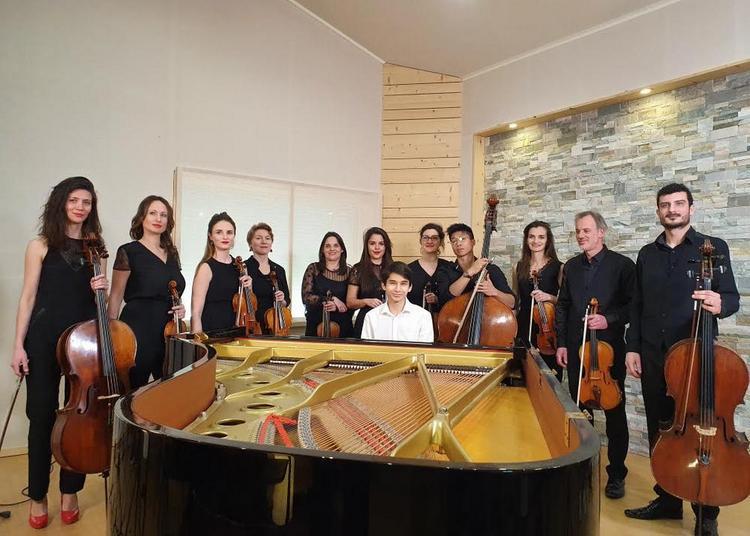 Orchestre de chambre Occitania / Bernard Soustrot / Constant Despres à Toulouse