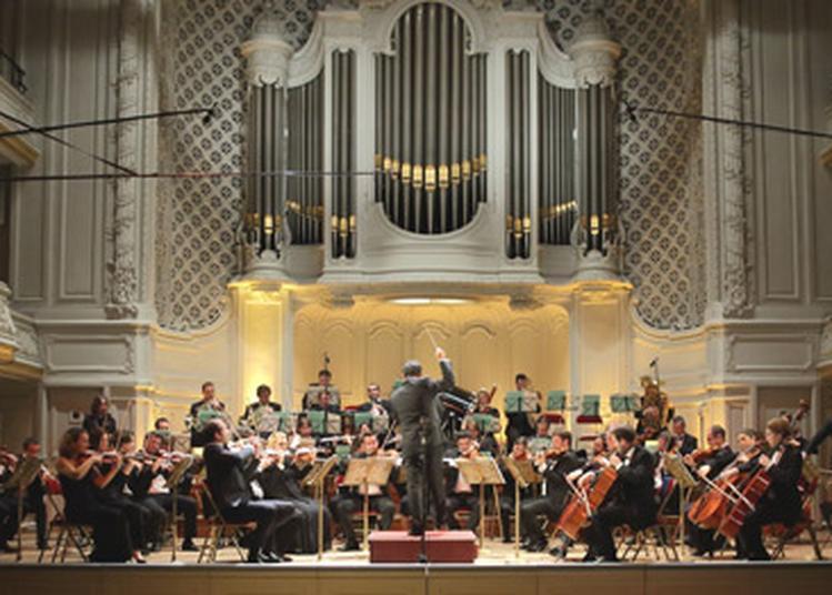 Orchestre de l'Alliance à Aubergenville