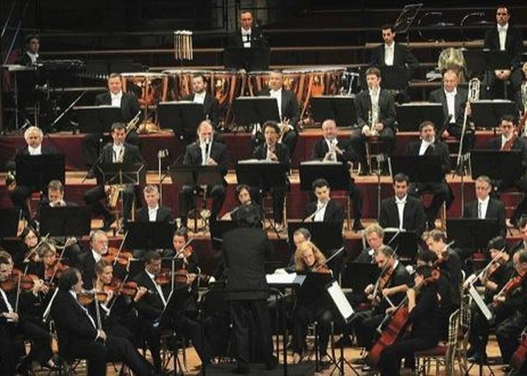 Orchestre De L'Opera De Lyon à Vichy