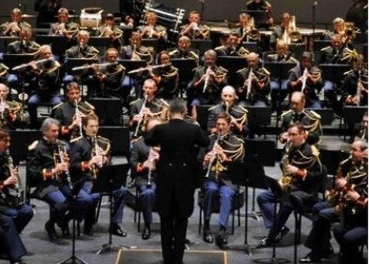 Orchestre de la Garde républicaine à Paris 8ème