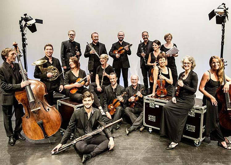 Orchestre De Normandie à Cormeilles