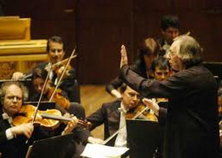 Wolf, Mahler, Brahms / D.Henschel, Orchestre des Champs-Élysées, P.Herreweghe à Saintes