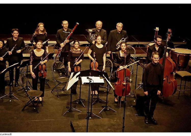 Orchestre des Concerts de Poche à Reims